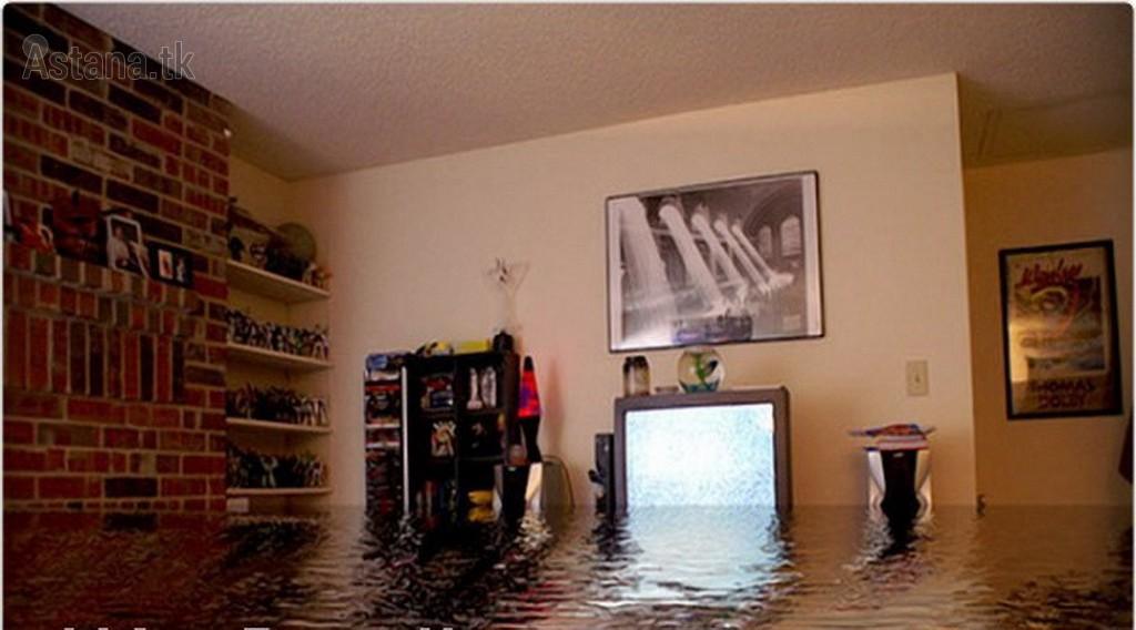 какие могут быть причины затопления квартиры